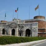 Porta Nuova è il principale accesso al centro di Verona