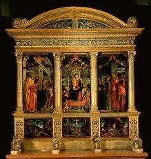 Andrea Mantegna - trittico