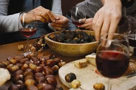 Castagne e vino novello nelle sagre di novembre della provincia di Verona