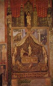 Annunciazione di Pisanello della basilica di San fermo aVerona