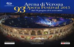 Arena di verona Opera Festival 2015