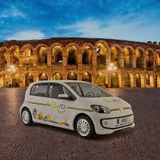 GirAci car sharing Verona